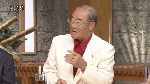 【サンモニ】上原、張本氏に直接「喝」!「大御所ですけど言わせていただきます。 」