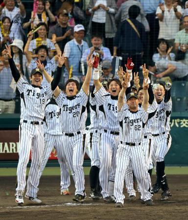 【お笑い球団】阪神、グラティ存続へ球団幹部が掛布DC説得