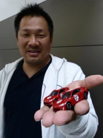 【速報】元中日山崎武司、レーサー転身!モータースポーツ界のホームラン王を目指す。