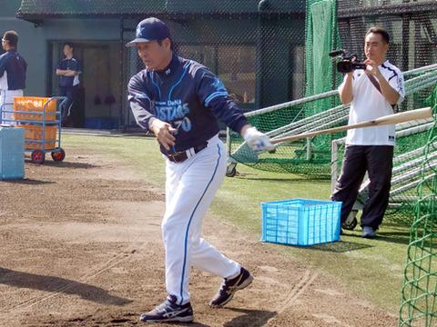 【壊れる】横浜DeNA中畑禁止令破り鬼ノック GM「選手壊さないで」
