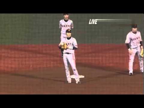 【動画】巨人坂本パニックで判断ミスについて議論!なんで村田は落としたの?