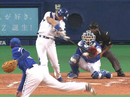 【ビョン吉】李炳圭2度目の首位打者獲得 .348 5本 74打点