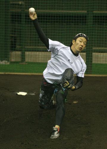 【さいてょ】斎藤佑樹「これなら絶対誰にも打たれないという気持ちで入っていける。」