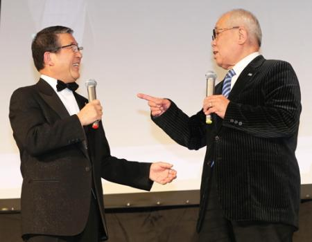 【真顔】野村克也氏「私は徳光嫌い、そばにも寄りたくない」