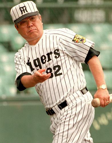 【今でも憎い】野村「阪神酷かった。今岡は塁上で打率計算してた」