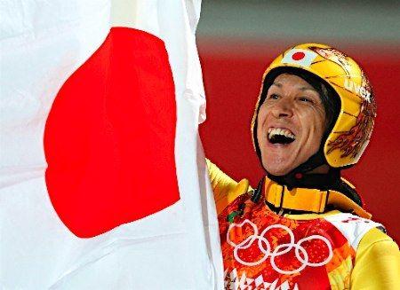 【faridyu】ダルビッシュ有「葛西銀メダル凄いですね!こっちじゃやってないです^^; 」