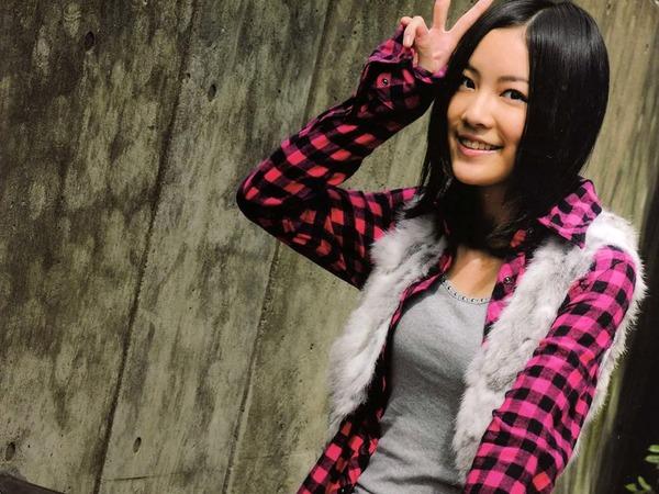 AKB48-Matsui-Jurina-松井珠理奈-Wallpaper-HD-4