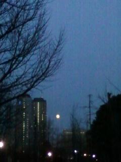 【速報】月がデカい2