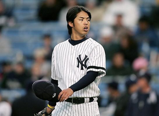 井川 ヤンキース