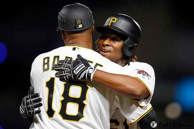 【朗報】MLBで初のアフリカ出身選手がデビュー 「先駆者」の初打席初ヒットに大歓声