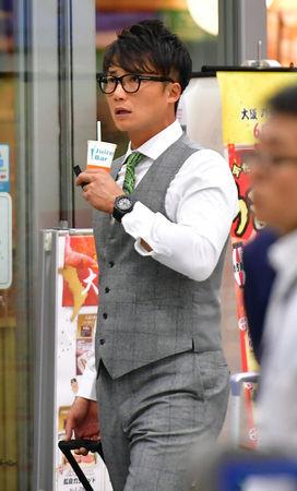 阪神新井良太さん一軍昇格