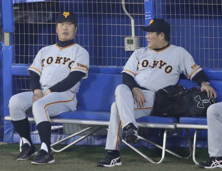 ヤクルト、巨人・尾花コーチ招へいへ 小川SDと同い年で元同僚