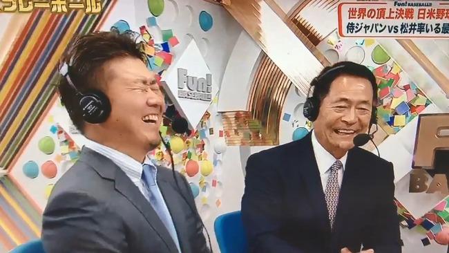 【朗報】松坂大輔さん解説でも通用する