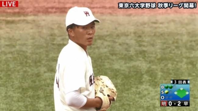 早稲田・早川をドラ1で指名しない球団ww