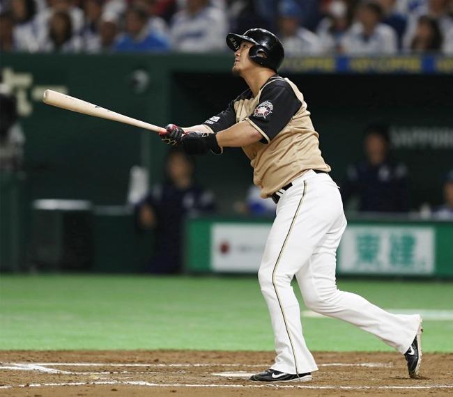 【朗報】中田翔 .236(72-17) 5本 10打点