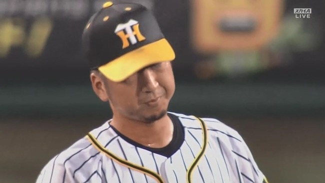 藤川球児 5試合2敗2セーブ 防御率15.75 WHIP3.75