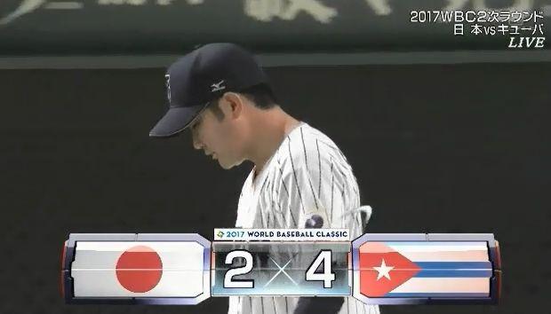 【WBC】則本3失点 菅野4失点 石川5失点 、先発投手、逝く