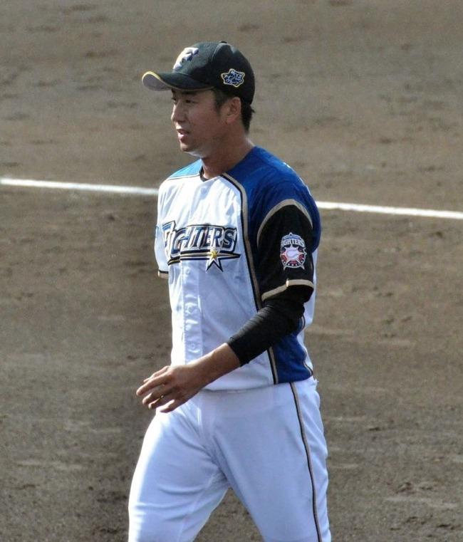 日本ハム・斎藤佑、38日ぶりに実戦復帰 1回3安打2失点