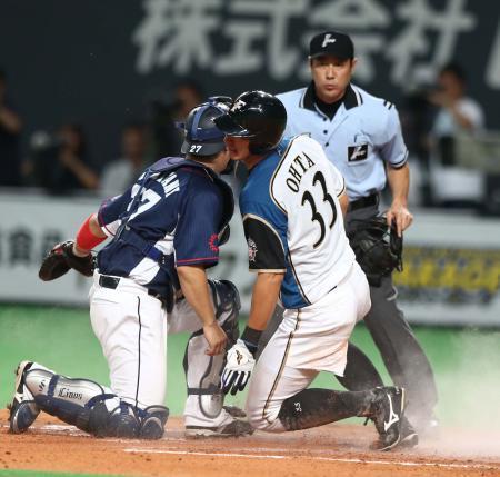 【朗報】大田、足をつっただけだった