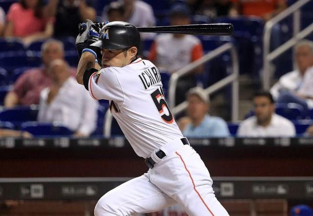 イチロー、MLB歴代TOP50のレジェンドに選出される