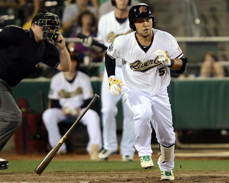 野球2chまとめ速報-野球・速報・ニュース・まとめ-  【朗報】サクラメント中島、打率3割!コメント