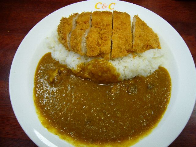 Shop_CAndCAkiba(Curry)