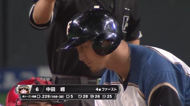 【悲報】中田翔さん、打撃練習拒否!