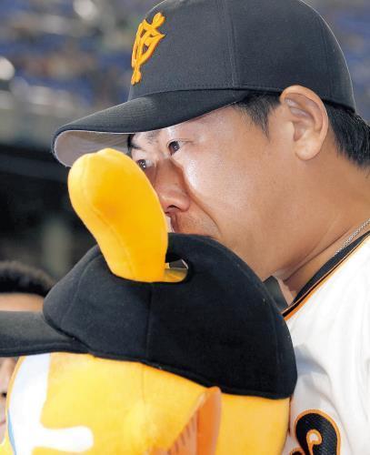 【悲報】山口俊さん、ネット上の批判に心を痛めていた