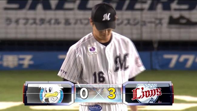 涌井秀章 (ロ) 3勝 9敗 防御率4.15