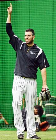 メッセンジャー「向こう(米国)が思っているほど日本の野球は簡単ではないことを証明してほしい」