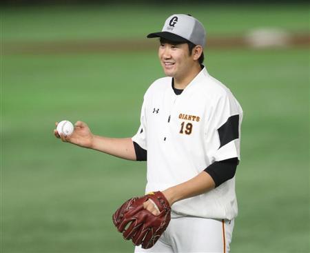巨人・菅野、中5日から逆襲!11.5差「無理な数字だとは思わない」