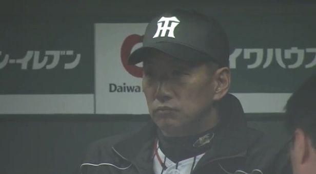 金本監督「巨人広島がいくら勝とうが関係ない。そんな事より先発が試合を作りエラーを減らす方が大切」