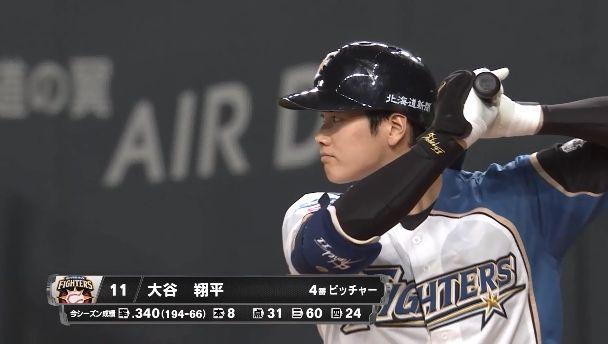 大谷翔平 防御率2.52 42勝15敗 勝率.737 打率.287 296安打48HR