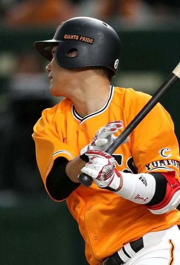 坂本勇人 .359 2本 12打点 5盗塁 出塁率.409 OPS.904