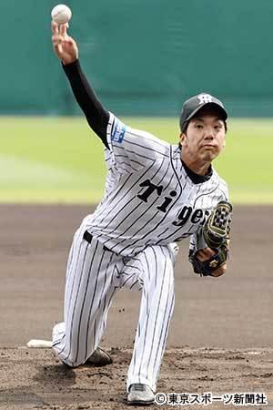 【東スポ】阪神ドラ2・小野快投で藤浪の「出番なし」続く?