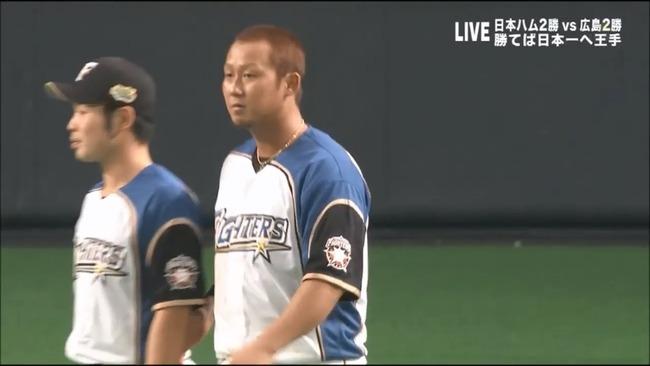 中田翔「こっちが死球を受けているのに、向こうが先にベンチを出てきて。『なんで?』と思った」