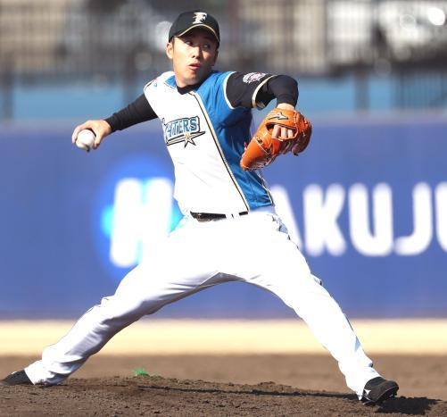 日本ハム斎藤佑樹4・6ロッテ戦の先発決定