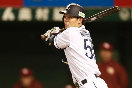 秋山翔吾(2015) 14HR 17盗塁 OPS.941←イチローや青木ルートかな?