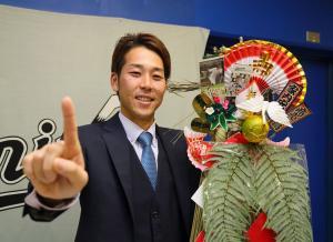 【朗報】鈴木大地さん1億円プレーヤーになる のサムネイル
