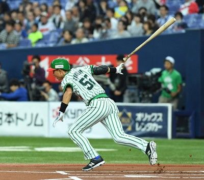 川崎宗則(36) .248 (133-33) 0本 4打点 0盗塁 出塁率.313 OPS.636 得点圏.071