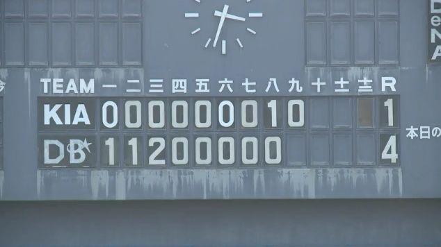 【練習試合】DeNAが起亜タイガースに4-1で勝利!