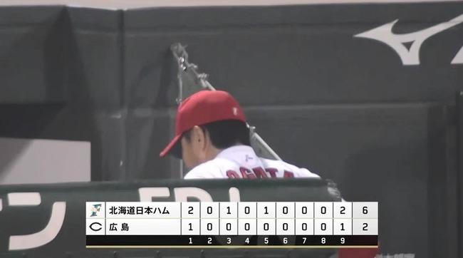 セリーグ現在首位広島東洋カープの交流戦全試合内容がこれや!!!