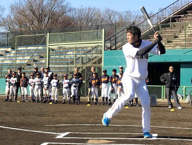 野球少年「立岡選手、僕がやっていた野球ゲームの能力が低すぎます! 来季は頑張ってください」