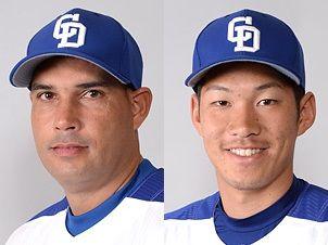 朗報 中日のバルデスおじさんと京田 こっそりタイトルを獲得の画像