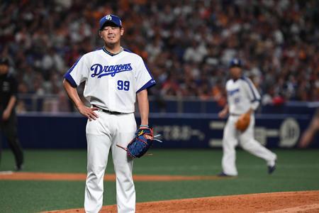 エラーした京田に 松坂「気にするな、打って返してくれ」