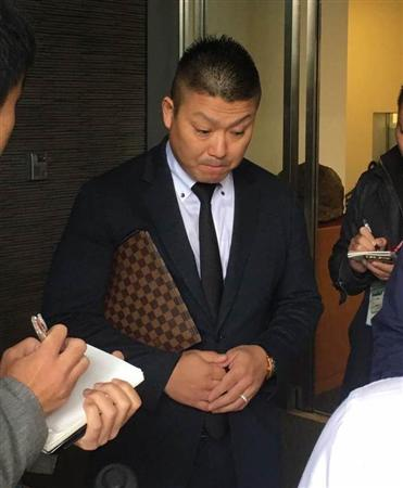 【夕刊フジ】村田修一さん「横浜に戻れませんか…?お金は安くていいんで」