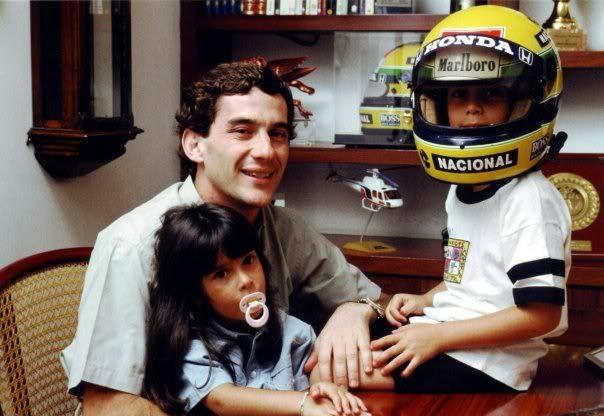 Ayrton Bruno Senna