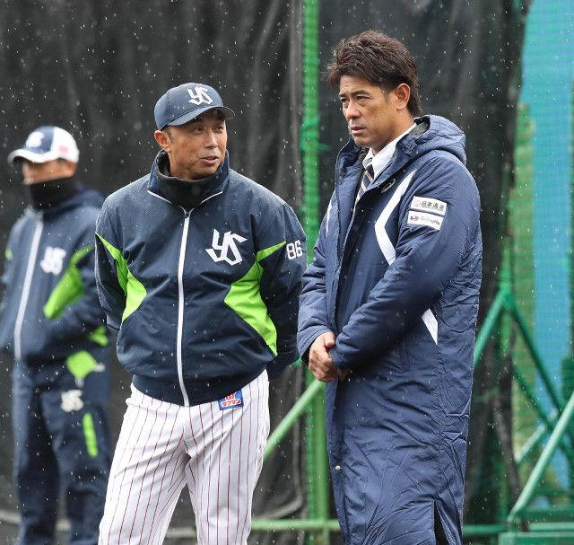 【悲報】侍J稲葉監督、やはり山田哲人を呼ばない