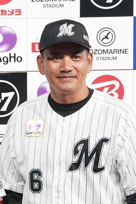 ロッテ・井口監督、沢村メジャー挑戦「まだ何も聞いていない」