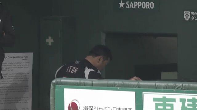 【ロッ定期】チーム打率.188